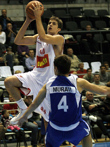 44. Nemanja Bjelica (BC Red Star)